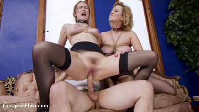 Photo number 21 from Spoiled Sex Slave Broken & Fucked  shot for The Upper Floor on Kink.com. Featuring Samantha Hayes, Tommy Pistol and Cherry Torn in hardcore BDSM & Fetish porn.