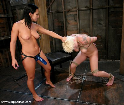 Photo number 13 from Missy Monroe and Sandra Romain shot for Whipped Ass on Kink.com. Featuring Sandra Romain and Missy Monroe in hardcore BDSM & Fetish porn.