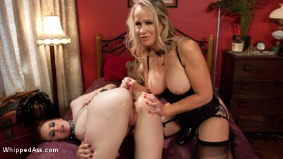 Photo number 19 from The Whore's Punishment shot for Whipped Ass on Kink.com. Featuring Simone Sonay and Bella Rossi in hardcore BDSM & Fetish porn.