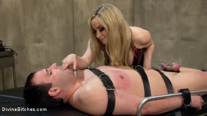 Photo number 9 from PROSTATE MILK FISTING WITH MULTIPLE ORGASMS! shot for Divine Bitches on Kink.com. Featuring Aiden Starr and Marcelo in hardcore BDSM & Fetish porn.