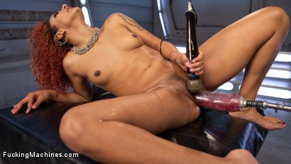Photo number 11 from Pussy Stretched with Big Red, Ass Fucking, and Non Stop Squirting!! shot for Fucking Machines on Kink.com. Featuring Daisy Ducati in hardcore BDSM & Fetish porn.