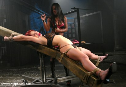 Photo number 2 from Jada Fire and Britney Manson shot for Whipped Ass on Kink.com. Featuring Jada Fire and Britney Manson in hardcore BDSM & Fetish porn.