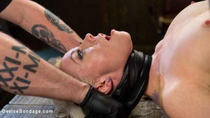 Photo number 11 from Fear is Power shot for Device Bondage on Kink.com. Featuring Lorelei Lee and The Pope in hardcore BDSM & Fetish porn.