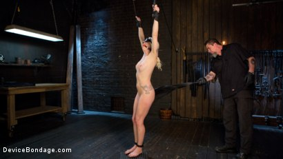 Photo number 12 from Fear is Power shot for Device Bondage on Kink.com. Featuring Lorelei Lee and The Pope in hardcore BDSM & Fetish porn.