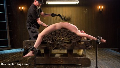 Photo number 1 from Dominatrix is Destroyed with Brutal Domination in Strict Bondage shot for Device Bondage on Kink.com. Featuring Mona Wales and The Pope in hardcore BDSM & Fetish porn.