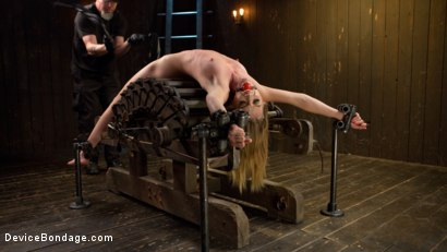 Dominatrix is Destroyed with Brutal Domination in Strict Bondage
