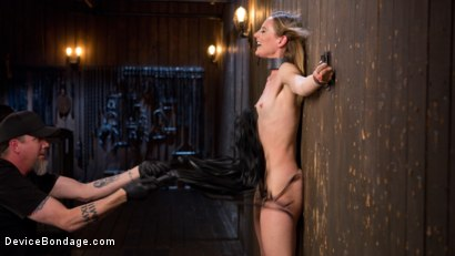 Photo number 15 from Dominatrix is Destroyed with Brutal Domination in Strict Bondage shot for Device Bondage on Kink.com. Featuring Mona Wales and The Pope in hardcore BDSM & Fetish porn.