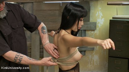 Photo number 17 from Suspension Bondage for Sex shot for Kink University on Kink.com. Featuring Marica Hase, Danarama and The Pope in hardcore BDSM & Fetish porn.