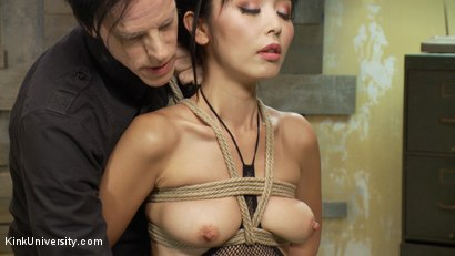 Photo number 18 from Suspension Bondage for Sex shot for Kink University on Kink.com. Featuring Marica Hase, Danarama and The Pope in hardcore BDSM & Fetish porn.