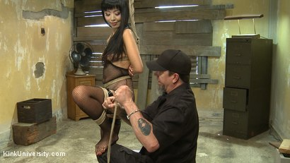 Photo number 13 from Suspension Bondage for Sex shot for Kink University on Kink.com. Featuring Marica Hase, Danarama and The Pope in hardcore BDSM & Fetish porn.