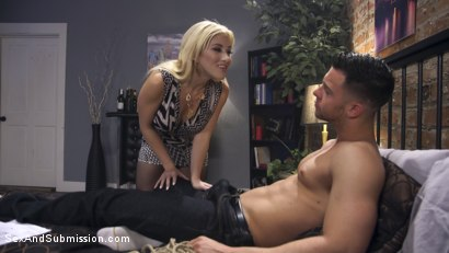 Photo number 3 from Hot Producer Tries to Fuck Over Rapper and Gets Fucked in the Ass! shot for Sex And Submission on Kink.com. Featuring Cristi Ann and Seth Gamble in hardcore BDSM & Fetish porn.