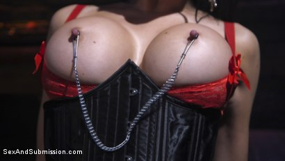 Photo number 1 from Big Tit Beauty Jasmine Jae Anal Fuck Doll for Big Dick shot for Sex And Submission on Kink.com. Featuring Jasmine Jae and Steve Holmes in hardcore BDSM & Fetish porn.