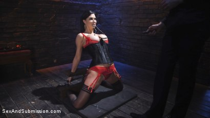 Photo number 3 from Big Tit Beauty Jasmine Jae Anal Fuck Doll for Big Dick shot for Sex And Submission on Kink.com. Featuring Jasmine Jae and Steve Holmes in hardcore BDSM & Fetish porn.