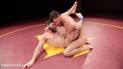 Photo number 4 from Boner Fight - Winner gets to fuck the loser shot for Naked Kombat on Kink.com. Featuring Scott DeMarco and Jackson Fillmore in hardcore BDSM & Fetish porn.