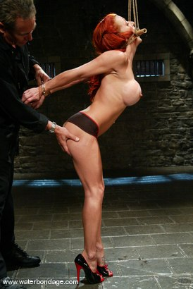 Photo number 1 from Shannon Kelly shot for Water Bondage on Kink.com. Featuring Shannon Kelly in hardcore BDSM & Fetish porn.