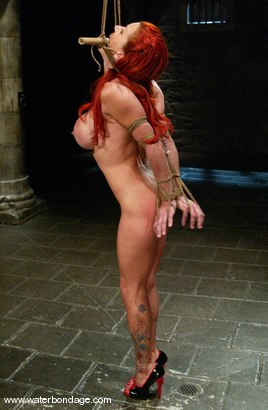 Photo number 2 from Shannon Kelly shot for Water Bondage on Kink.com. Featuring Shannon Kelly in hardcore BDSM & Fetish porn.