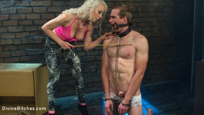 Photo number 13 from The Clear Box of Tease and Torment! shot for Divine Bitches on Kink.com. Featuring Lorelei Lee and Jonah Marx in hardcore BDSM & Fetish porn.