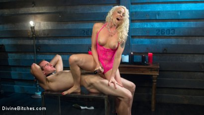 Photo number 10 from The Clear Box of Tease and Torment! shot for Divine Bitches on Kink.com. Featuring Lorelei Lee and Jonah Marx in hardcore BDSM & Fetish porn.