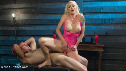 Lance hart teased by sully savage femdom boots - 2 part 4