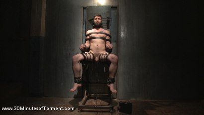 Photo number 8 from No Mercy for Jackson Fillmore: Beaten, Electrified, Humiliated & Fucked shot for 30 Minutes of Torment on Kink.com. Featuring Jackson Fillmore in hardcore BDSM & Fetish porn.