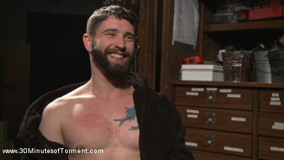 Photo number 15 from No Mercy for Jackson Fillmore: Beaten, Electrified, Humiliated & Fucked shot for 30 Minutes of Torment on Kink.com. Featuring Jackson Fillmore in hardcore BDSM & Fetish porn.