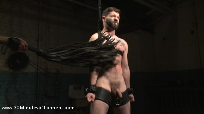 Photo number 7 from No Mercy for Jackson Fillmore: Beaten, Electrified, Humiliated & Fucked shot for 30 Minutes of Torment on Kink.com. Featuring Jackson Fillmore in hardcore BDSM & Fetish porn.