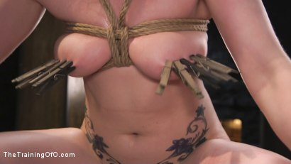 Photo number 11 from Veruca James' Anal Submission shot for The Training Of O on Kink.com. Featuring Xander Corvus and Veruca James in hardcore BDSM & Fetish porn.