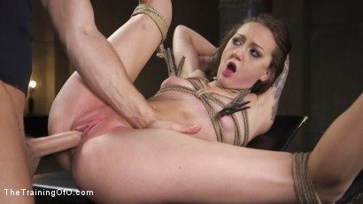 Photo number 13 from Slave Training Kendra Cole shot for The Training Of O on Kink.com. Featuring Kendra Cole and Seth Gamble in hardcore BDSM & Fetish porn.
