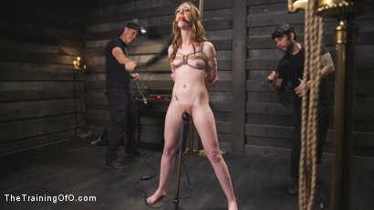 Photo number 1 from Hot Redhead Katy Kiss Trained to be a Better Slut shot for The Training Of O on Kink.com. Featuring Katy Kiss and Tommy Pistol in hardcore BDSM & Fetish porn.