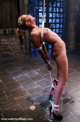 Photo number 6 from Isis Love shot for Water Bondage on Kink.com. Featuring Isis Love in hardcore BDSM & Fetish porn.