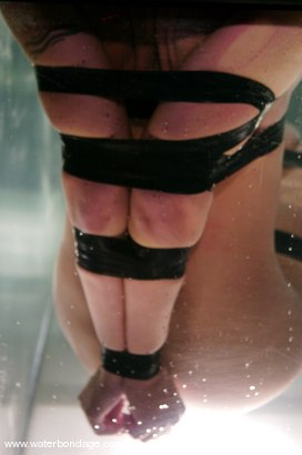 Photo number 12 from Wenona shot for Water Bondage on Kink.com. Featuring Wenona in hardcore BDSM & Fetish porn.