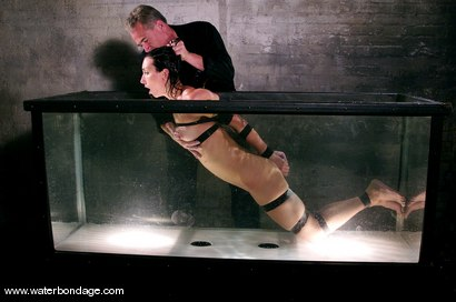 Photo number 14 from Wenona shot for Water Bondage on Kink.com. Featuring Wenona in hardcore BDSM & Fetish porn.