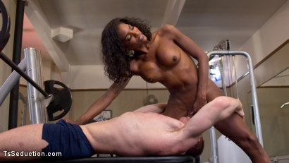Photo number 9 from Natassia Dreams pumps her cock deep into muscle boys hungry asshole! shot for TS Seduction on Kink.com. Featuring Natassia Dreams and Beau Warner in hardcore BDSM & Fetish porn.