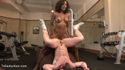Photo number 23 from Natassia Dreams pumps her cock deep into muscle boys hungry asshole! shot for TS Seduction on Kink.com. Featuring Natassia Dreams and Beau Warner in hardcore BDSM & Fetish porn.