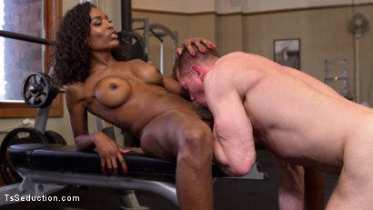 Photo number 7 from Natassia Dreams pumps her cock deep into muscle boys hungry asshole! shot for TS Seduction on Kink.com. Featuring Natassia Dreams and Beau Warner in hardcore BDSM & Fetish porn.