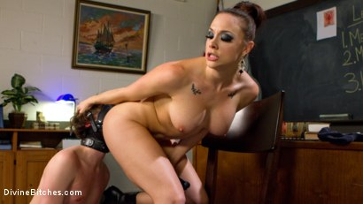 Photo number 11 from SCUM shot for Divine Bitches on Kink.com. Featuring Chanel Preston and Grayson in hardcore BDSM & Fetish porn.