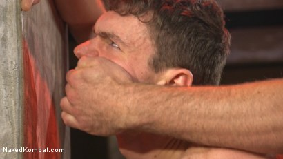 Photo number 13 from Hung cocks, hungry for the win: Brandon Blake vs. Jonah Marx shot for Naked Kombat on Kink.com. Featuring Brandon Blake and Jonah Marx in hardcore BDSM & Fetish porn.