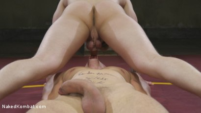 Photo number 11 from JJ Knight vs Scotty Zee - Total Humiliation  shot for Naked Kombat on Kink.com. Featuring JJ Knight and Scotty Zee in hardcore BDSM & Fetish porn.