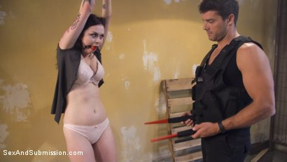 Photo number 1 from Sexual Interrogation shot for Sex And Submission on Kink.com. Featuring Vera Drake and Ramon Nomar in hardcore BDSM & Fetish porn.