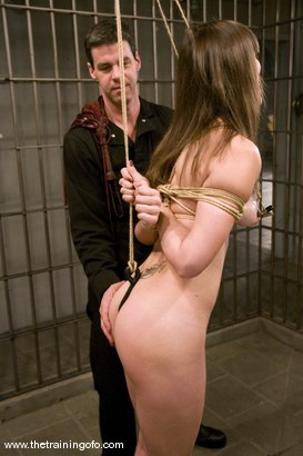 Photo number 3 from The Training of Bobbi Starr, Day Two shot for The Training Of O on Kink.com. Featuring Bobbi Starr in hardcore BDSM & Fetish porn.