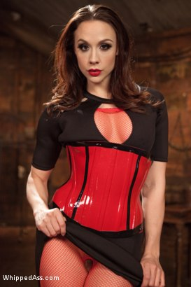 Photo number 2 from Chanel Preston's Hot Little Toy! shot for Whipped Ass on Kink.com. Featuring Chanel Preston and Marica Hase in hardcore BDSM & Fetish porn.