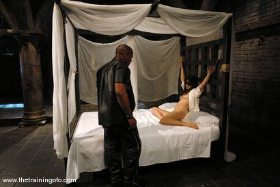 Photo number 9 from The Training of Bobbi Starr, Day Four shot for The Training Of O on Kink.com. Featuring Bobbi Starr and JR Langdon in hardcore BDSM & Fetish porn.