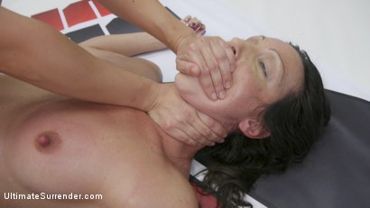 Photo number 10 from Wenona Wants revenge on Lea Lexis. Wrester Utterly Destroys the other shot for Ultimate Surrender on Kink.com. Featuring Lea Lexis and Wenona in hardcore BDSM & Fetish porn.