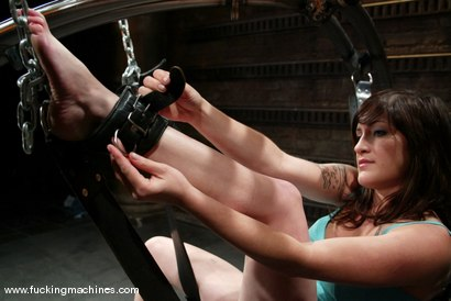 Photo number 1 from Stacey Stax shot for Fucking Machines on Kink.com. Featuring Stacey Stax in hardcore BDSM & Fetish porn.