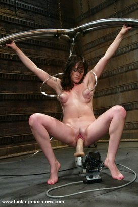 Photo number 9 from Stacey Stax shot for Fucking Machines on Kink.com. Featuring Stacey Stax in hardcore BDSM & Fetish porn.