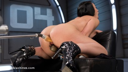 Photo number 7 from Kristina Rose Fucked in her Pussy and ASS!!! shot for Fucking Machines on Kink.com. Featuring Kristina Rose in hardcore BDSM & Fetish porn.
