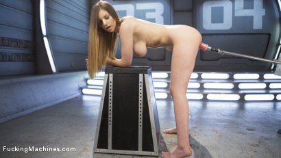 Photo number 15 from All Natural European Bombshell Gets Machine Fucked in the Ass!! shot for Fucking Machines on Kink.com. Featuring Stella Cox in hardcore BDSM & Fetish porn.