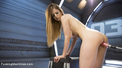 Photo number 5 from All Natural European Bombshell Gets Machine Fucked in the Ass!! shot for Fucking Machines on Kink.com. Featuring Stella Cox in hardcore BDSM & Fetish porn.