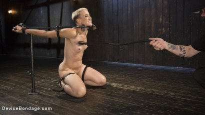 Photo number 1 from Teacher's Pet shot for Device Bondage on Kink.com. Featuring Dylan Ryan and The Pope in hardcore BDSM & Fetish porn.