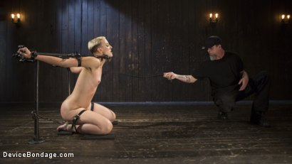 Photo number 7 from Teacher's Pet shot for Device Bondage on Kink.com. Featuring Dylan Ryan and The Pope in hardcore BDSM & Fetish porn.